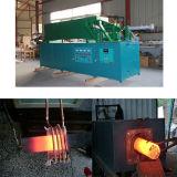calefator de indução de 120kw IGBT para o forjamento Harding da ferragem do metal