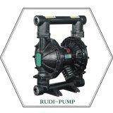 마이크로 압축 공기를 넣은 격막 펌프