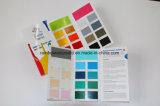 De alta calidad de la tarjeta de color personalizado Impresión doblada Pintura