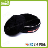 Base redonda suave caliente acogedora impermeable del sueño del perro
