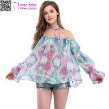 Robe florale Chiffon Ty1020 de plage de femmes de mode
