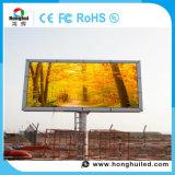 Panneau d'affichage LED à affichage extérieur P6 pour panneau vidéo