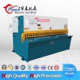 De hydraulische CNC Straal die van de Schommeling Scherpe Machine voor Plaat scheren