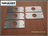 Productos que trabajan a máquina del latón del CNC de la precisión de cobre amarillo/alta el trabajar a máquina que muele del CNC