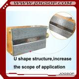 Imán de elevación del levantador magnético permanente 600 kilogramos