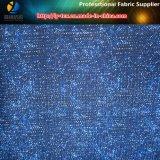 Stampa di scambio di calore sul tessuto di seta naturale viscoso
