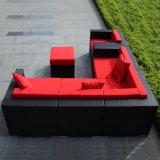 أسلوب جديدة [هندمد] خارجيّة حديقة فناء أثاث لازم [ستّينغ رووم] [رتّن] ركن أريكة