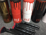 Kylie Makeup Brush 5 couleurs Cosmetic 12 PCS