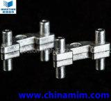 Изготовление инжекционного метода литья металла с комплексным решением проблемы