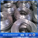 Directo fábrica produciendo el alambre galvanizado