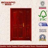 Porta de madeira Rated do incêndio padrão americano (GSP4-004)