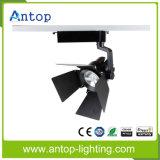 2/3/4 de luz de suspensão da trilha Epistar da ESPIGA branca dos pinos 30W para lojas