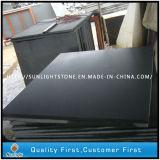 Базальт Hainan черный для плитки /Basalt плитки настила