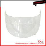 Alta qualità/muffa di plastica della visiera del casco del motociclo