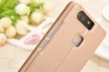 Huawei P9를 위한 우수한 홀더 가죽 전화 상자