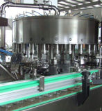 6000bph 유리병 음료 충전물 기계 레테르를 붙이는 기계장치