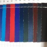cuero de la PU del grano de la llovizna de 0.5-0.7m m para la caja de joya del conjunto