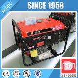 bewegliches kleines Mg6500 Benzin-Generator-Set der Serien-60Hz 6kw/230V