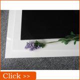 Gute Qualitätsschwarzweiss-Porzellan-Fußboden-Fliesen 600X 600mm