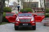 Licenciado coche real para los niños, con música y luz, doble puerta abierta, ruedas Suspention Paseo en Coche de juguete, LC-Car025