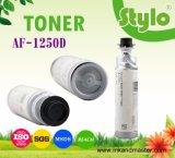 Toner negro Cartrdige 1250d/1150d para el uso en Ricoh Aficio 1013