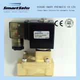 2/2 di valvola bidirezionale ad azione diretta d'ottone dell'elettrovalvola a solenoide dell'acqua di modo
