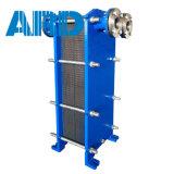Placa del cambiador de calor de la placa del material Nt350m Nt350s del Ti de Gea Ss304 316