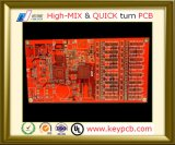 Tarjeta de circuitos impresos de múltiples capas de la tarjeta del PWB de la electrónica para la terminal Handheld de la posición