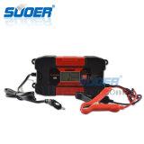 Lader van de Batterij van Suoer 12V 4A de Slimme Snelle Navulbare met de Functie van de Adapter (gelijkstroom-W1204A)
