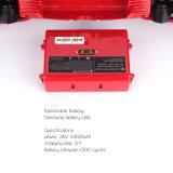 De Autoped van Hoverboard van Koowheel met de LEIDENE Vertoningen van het Scherm