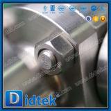 Didtek a modifié le robinet à tournant sphérique à haute pression avec l'exécution de levier