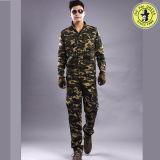 Uniformes militaires de la longue chemise des hommes faits sur commande