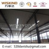 Gruppo di lavoro della struttura d'acciaio di fabbricazione di disegno con la certificazione della BV