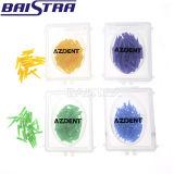 [أزدنت] 4 ألوان أسنانيّة مستهلكة بلاستيك أسافين لأنّ عمليّة بيع