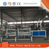 Volle automatische verwendete Kettenlink-Zaun-Maschine für Verkauf