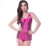 Женское бельё прозрачных девушок сетки открытых эротичных красивейших сексуальное