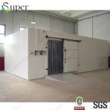 Quarto móvel Walk-in do congelador do armazenamento frio de quarto frio com unidade de condensação de Bizer Copeland