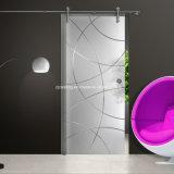 Accessoires pour portes coulissantes en verre (LS-SDG 6603)