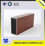 Hölzerne Aluminiumlegierung-Profile für dekoratives