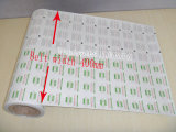 FDA bescheinigen Aluminiumfolie-lamelliertes Papier für Spiritus-Vorbereitungs-Auflagen