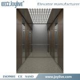 Coste de lujo de la elevación del elevador del pasajero del asunto de 12 personas