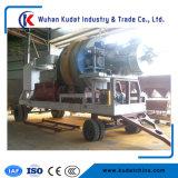 Impianto di miscelazione dell'asfalto mobile (QLB40, QLB60, QLB80)