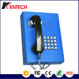 SIP/VoIPのエレベーターバンクのサーブの電話Knzd-27はSosの非常電話を防水する
