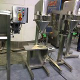 Máquina de rellenar del huevo 10-5000g de la proteína del taladro volumétrico semi automático del polvo