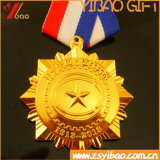 Продавать медаль металла высокого качества ориентированное на заказчика для случаев/церемонии