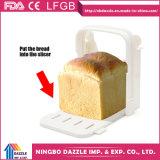 卸し売り折りたたみの5つのスライス厚さの調節可能なパン屋のホームパンのスライサー