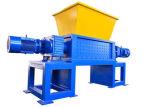 Пластмасса/древесина/автошина/используемые покрышка/твердый отход/медицинские барабанчик Waste/HDPE/HDPE/машина шредера