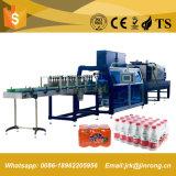 Machine à emballer à grande vitesse de rétrécissement de bouteilles