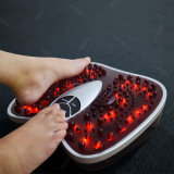 High Quality Infrared Heating Foot Massager with Big Button