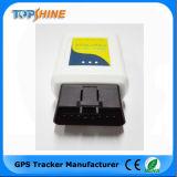 Geo-Frontière de sécurité de rail bi-directionnelle de mini traqueur bon marché d'OBD GPS
